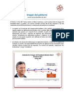 Imagen de Macri y la gestión | Diciembre 2017