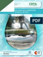 Guia Tecnologica Para La Captacion y Almacenamiento de Agua