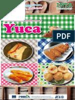 Recetario de Yuca 2017