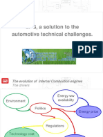BRC - LPG, A Solution to the Automotive Technical Challenges