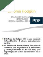 Linfoma Hodgkin degraba.ppt