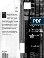 Peter Burke - Qué es la historia cultural.pdf