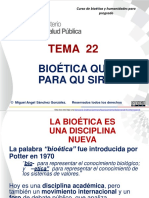 22 Ppt Presentacion de La Bioetica Msp
