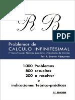 THOUSAND PROBLEMS OF INFINITESIMAL ANALYSIS 1000 RBD BRNTE