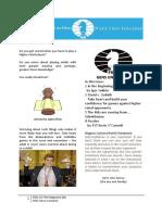 FIDE Magazine