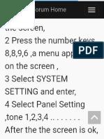 V59.Service Mode