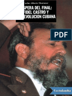 Montaner Carlos - Vispera Del Final Fidel Castro y La Rev Cubana