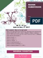 Case Report Sinonasal hemangioma