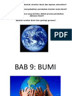 bab 9 bumi tingkatan1 kssm