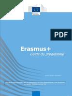Erasmus Plus Programme Guide Fr