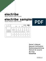 Electribe2 2s OM EFGSCJ3