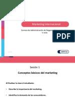 CANI VC Marketing Internacional 2016.1 PPT