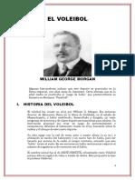 HIstoria del Voleyball