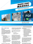 Traffic Study Manual Sample