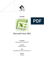 Formacao Excel