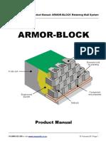 Armor-block Product Manual