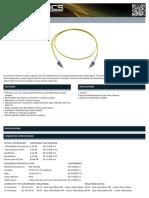 Telcom Patch Cords