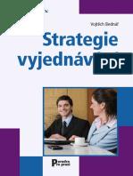 Bednar Vojtech Strategie Vyjednavani