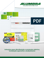 ALUMBRA MPDV032 MiniCatalogo MatEletricos