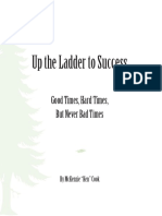 Up the Ladder to Success by McKenzie Cook