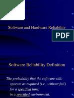 SW HW Reliability