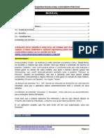 Manual Do Planilha Esquematizada