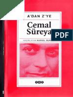 A'Dan Z'Ye - Cemal Süreya - Haz-Nursel Duruel - YKY-2003