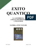 Sandra Anne Taylor - Éxito Cuántico