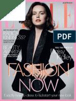 Elle Australia January 2018