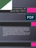 Partes Generador Edgar Benitez