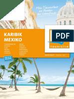 Karibik a Mexiko
