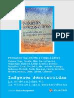 Calderón, Fernando (Comp.) - Imágenes Desconocidas. La Modernidad en La Encrucijada