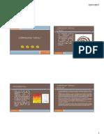 Objetivos Compresor Scroll