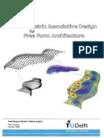 P. Th . Vermeij - Parametric Associative Design for Free Form Architecture (00.10.2006)