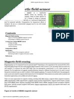 MEMS Magnetic Field Sensor - Wikipedia