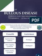 Bullous Disease