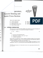 Antenna Temperature Radar Ch-12 Kraus Book