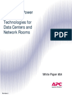 Alternative Power Generation Technologies for Data Centers and Network Rooms
