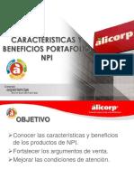 Caracteristicas y Beneficios Portafolio Npi