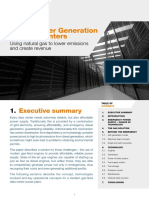 Gas Engines for Datacenters