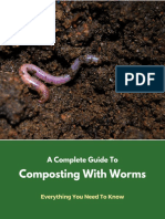 A Complete Guide to Composting With Worms