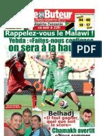 LE BUTEUR PDF du 03/09/2010