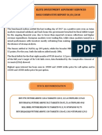 Happy New year 2018, Daily Derivative Stock Reports
