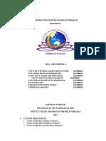 Laporan Dispepsia B1A Klp 4 NIM 22-29 Farter 2