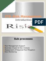 ITIL Risk Management