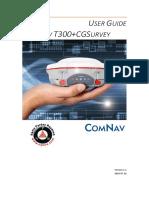 T300 User Guide(CGSurvey)