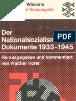 Der Nationalsozialismus. Dokumente 1933-1945