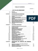 Cdcpl Regulations