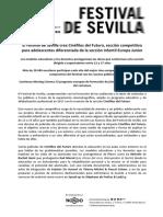 Nota de prensa Sevilla European Film Festival 2017 Moving Cinema V5