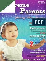 Supreme Parents 1st Newsletter_February 2018